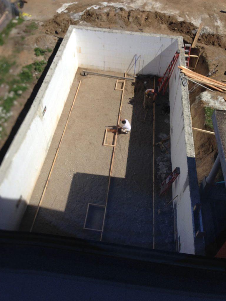 New Addition Construction